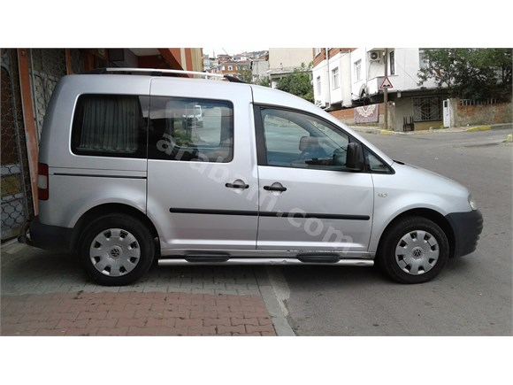 VOLKSWAGEN CADDY 1.9 TDI FULL ACİL SATILIK