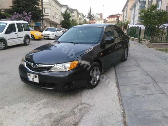 Subaru İmpreza 2009 Symetrical 4x4
