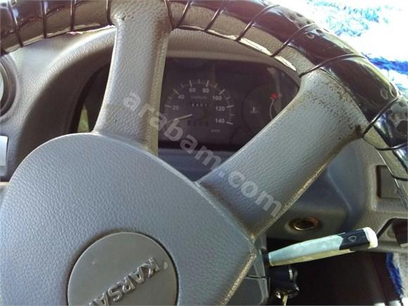Temiz klimali Yen'i vizeli hasarsız araç