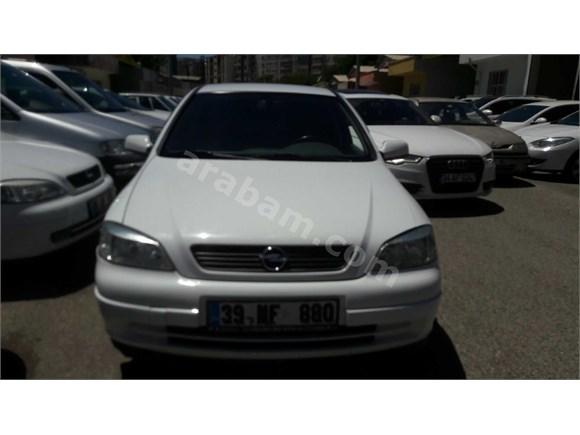 TEMİZ Opel Astra