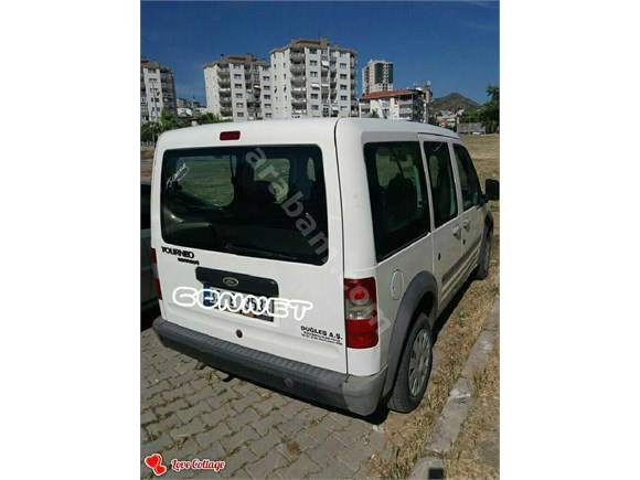 Hususi Ford Transit Connet