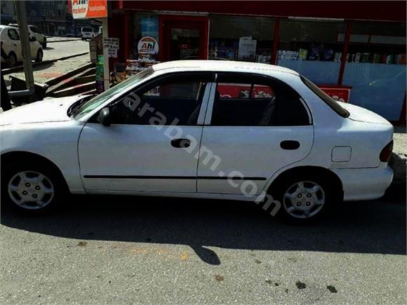 Hyundai 1.3 lx 2000 model