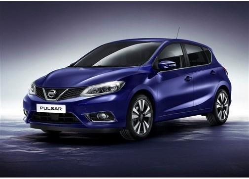 Nissan Pulsar 1.2 DIG-T Tekna CVT