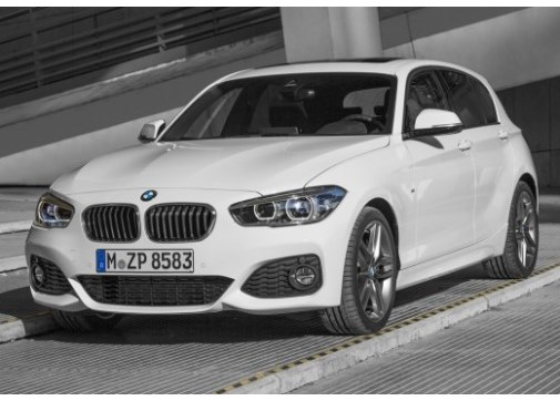 BMW 1 Serisi 116d EfficientDynamics Urban Line Manuel