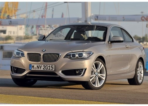 BMW 2 Serisi 218i Sport Line Otomatik