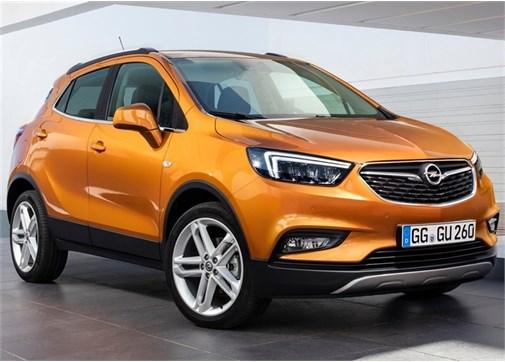Opel Mokka X 1.6 CDTI Start&Stop AWD Color Edition Manuel