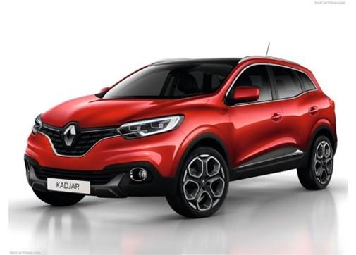 Renault Kadjar 1.5 DCI Touch Yarı Otomatik