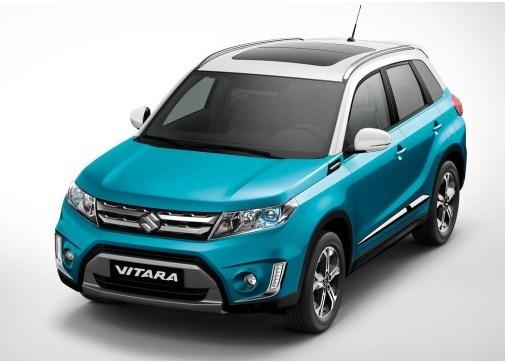 Suzuki Vitara 1.4 S 4x4 Tek Renk  Otomatik