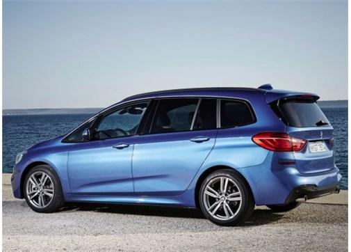 BMW 2 Serisi 216d M Sport Otomatik