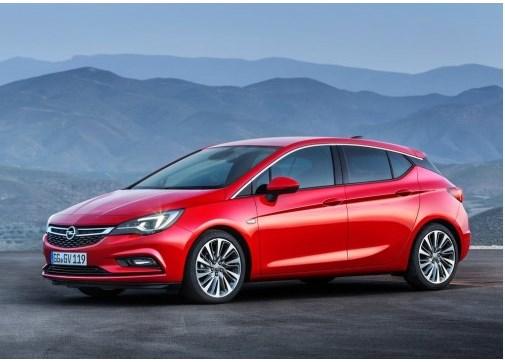 Opel Astra 1.6 CDTI Design Manuel
