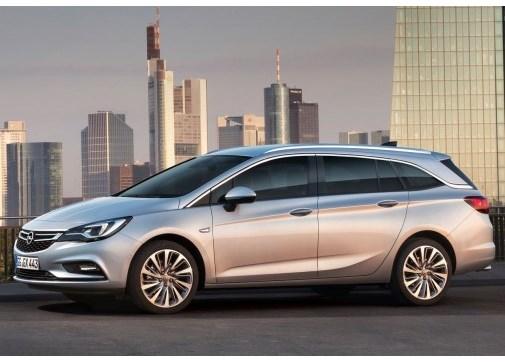 Opel Astra 1.6 CDTI Dynamic Otomatik