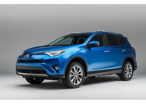 Toyota Rav 4 2.5 Hybrid 4x4 Premium Plus Navi CVT