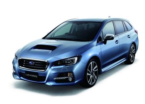Subaru Levorg 1.6 GTS Sport Plus CVT