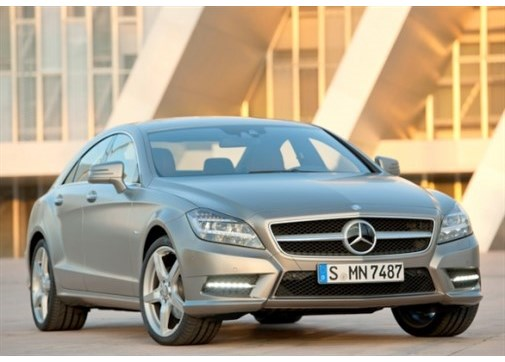 Mercedes CLS 63 S 4Matic AMG Otomatik