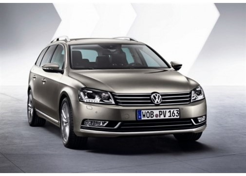 Volkswagen Passat 2.0 TDI SCR BMT 4Motion Highline Yarı Otomatik