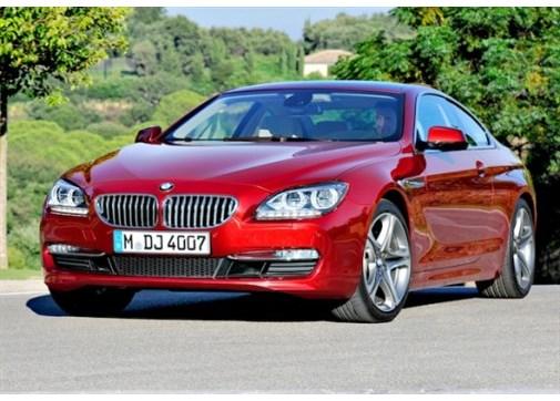 BMW 6 Serisi 640d xDrive Pure Excellence Otomatik