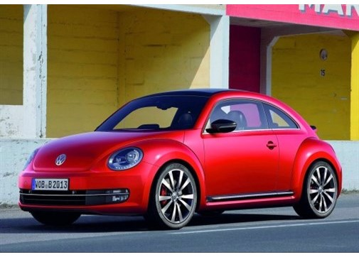Volkswagen Beetle 1.2 TSI BMT Design Manuel