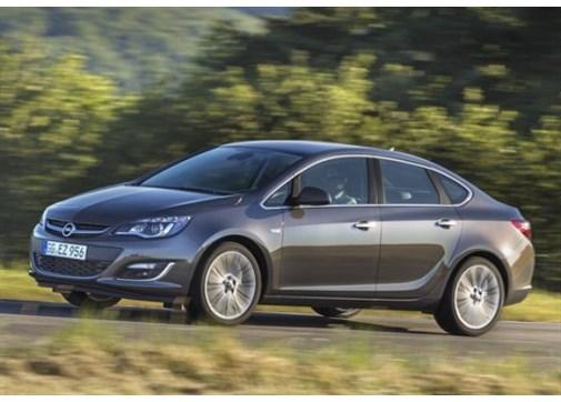 Opel Astra 1.6 CDTI Start&Stop Sport Otomatik