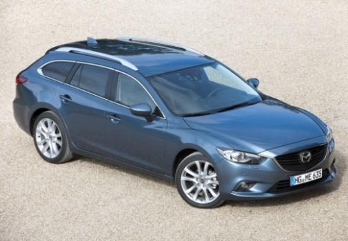 Mazda 6 2.2 SKY-D 4x4 Power Sense Beyaz Deri Döşeme Otomatik