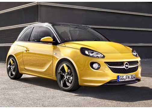Opel Adam 1.0 XFT Glam Manuel