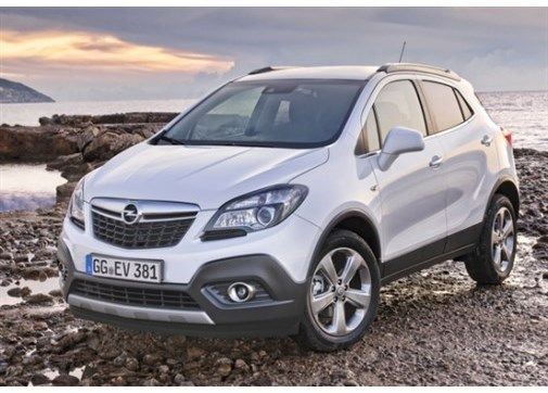 Opel Mokka 1.4 Turbo Design Otomatik