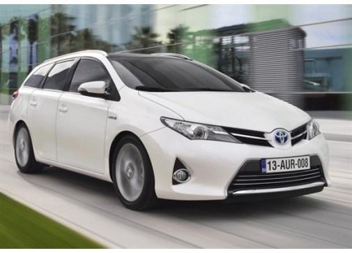 Toyota Auris 1.6 Premium CVT