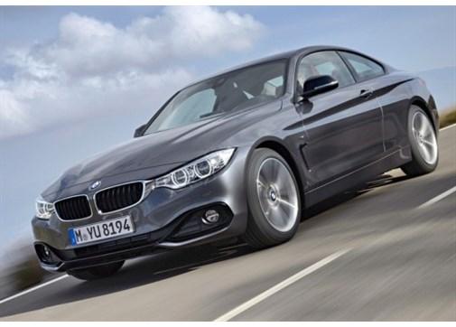 BMW 4 Serisi 418i M Sport Otomatik