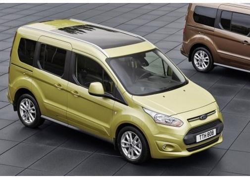 Ford Tourneo Connect 1.6 TDCI SWB Titanium Manuel