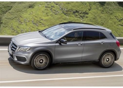 Mercedes GLA 200 Urban Yarı Otomatik