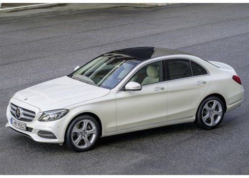 Mercedes C 200 BlueTEC Fascination Otomatik