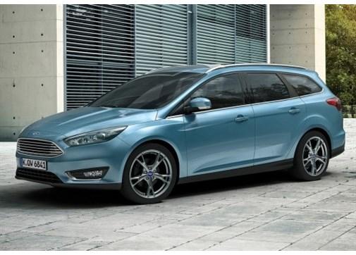 Ford Focus 1.6 TDCI Titanium Manuel