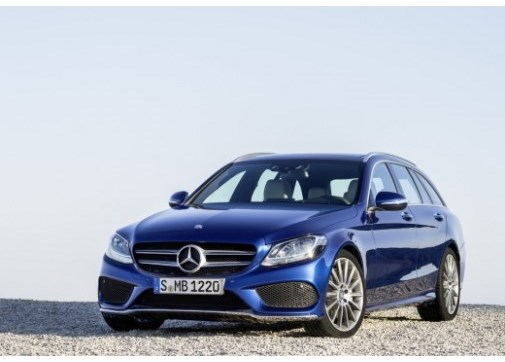 Mercedes C 200 T BlueTEC Fascination Otomatik