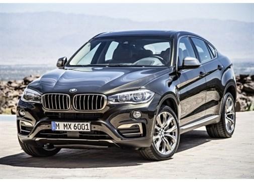 BMW M Serisi M X6 xDrive Pure Otomatik