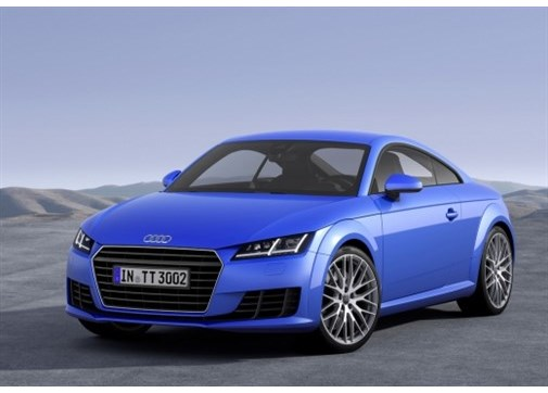 Audi TT 2.0 TFSI Quattro  Yarı Otomatik