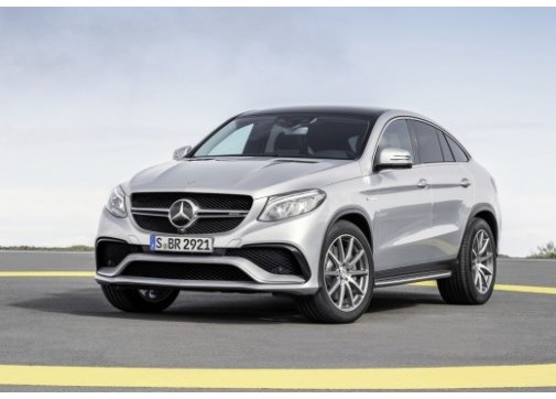 Mercedes GLE 63 S 4Matic AMG Performans Otomatik