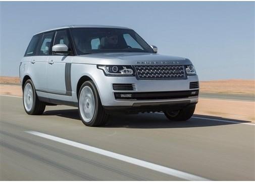 Land Rover Range Rover 3.0 TDV6 HSE Otomatik