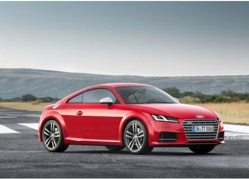Audi TTS 2.0 TFSI Quattro  Yarı Otomatik