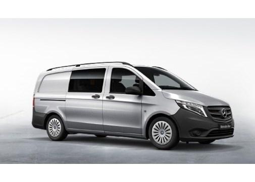 Mercedes Vito 111 CDI Extra Uzun  Manuel