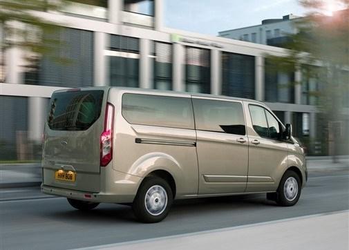 Ford Tourneo Custom 2.2 TDCI 300 L Trend Manuel