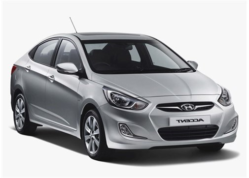 Hyundai Accent Blue 1.4 D-CVVT Mode Manuel