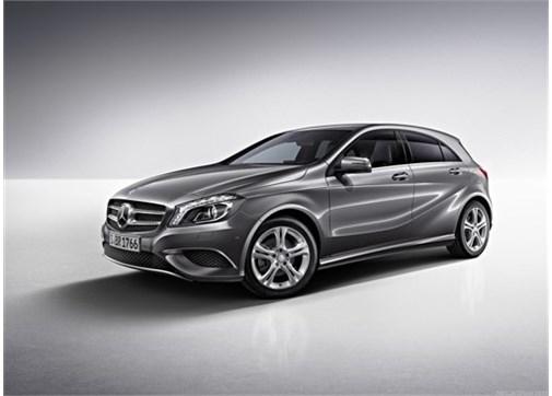 Mercedes A 180 CDI BlueEFFICIENCY Urban Yarı Otomatik