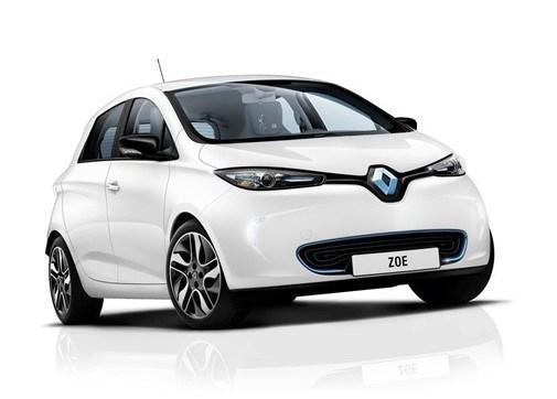 Renault Zoe Zoe  CVT
