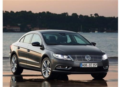 Volkswagen CC 2.0 TDI BMT Exclusive Yarı Otomatik