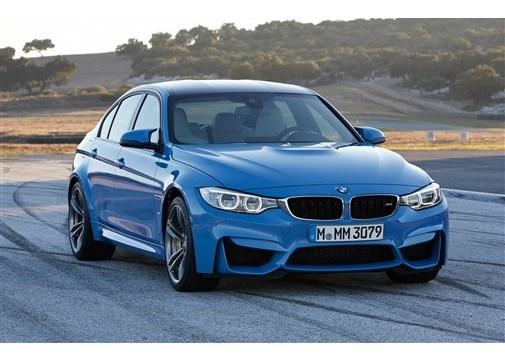 BMW M Serisi M3 Competition Otomatik