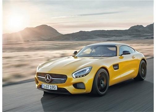 Mercedes AMG-GT 4.0 S Performance Otomatik