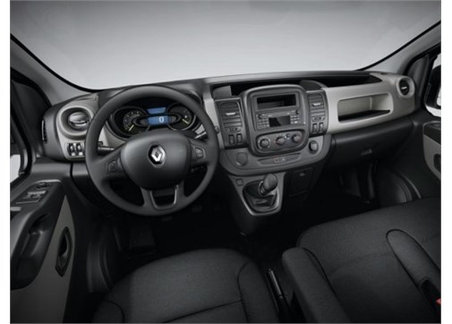 Renault Trafic 1.6 DCI L2H1 Grand Confort Manuel